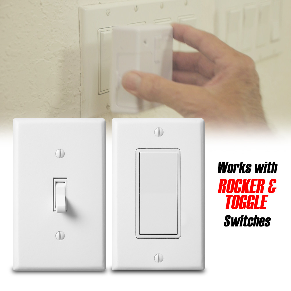 Zmart Switch Smart Amp Easy Way To Control Any Light Switch