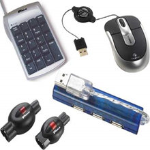 Targus BUS0057 Wireless Laser Pack Notebook Bundle (Refurbished)