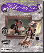 Ultimate WeddingWrite - Create Multimedia Wedding Albums